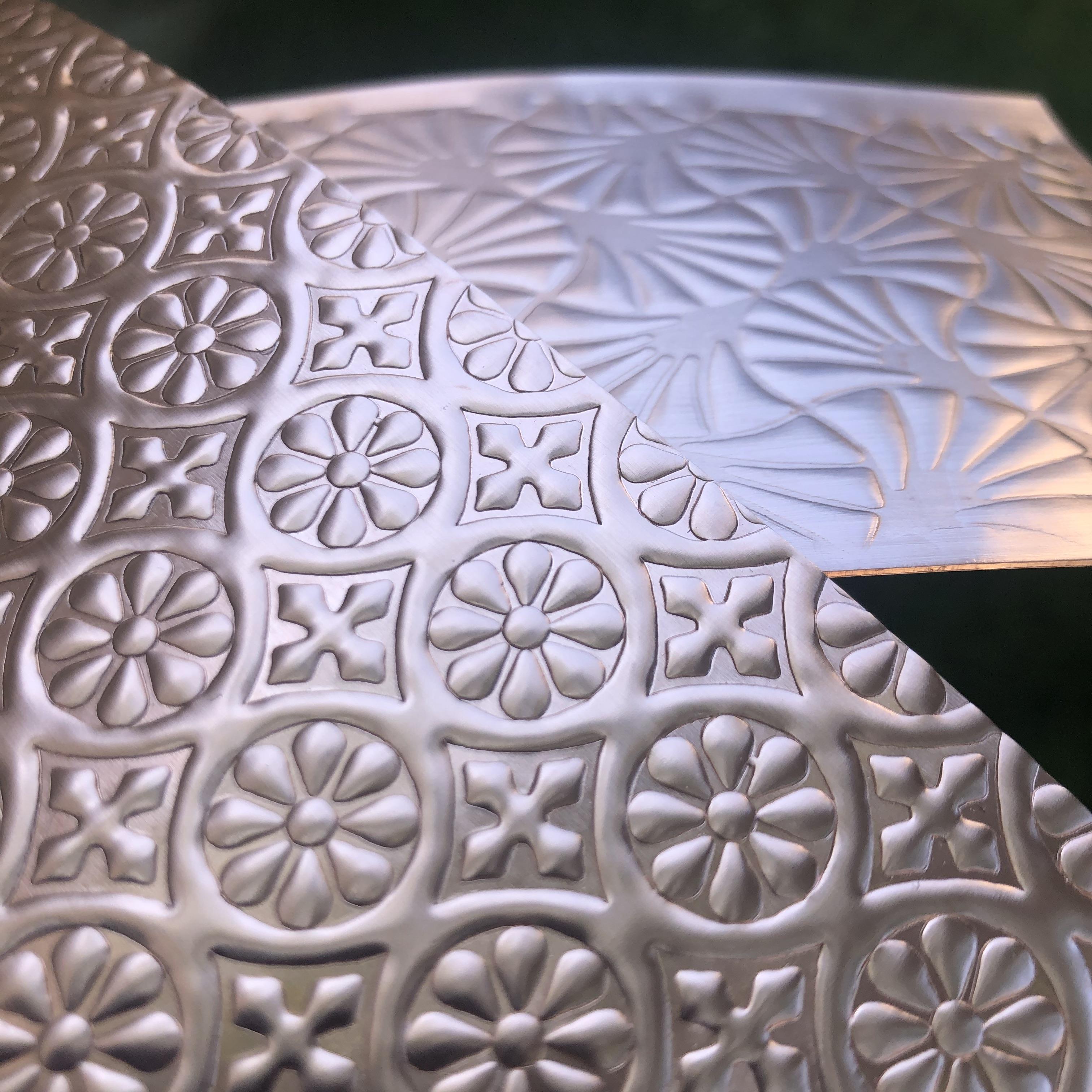 New texture plates