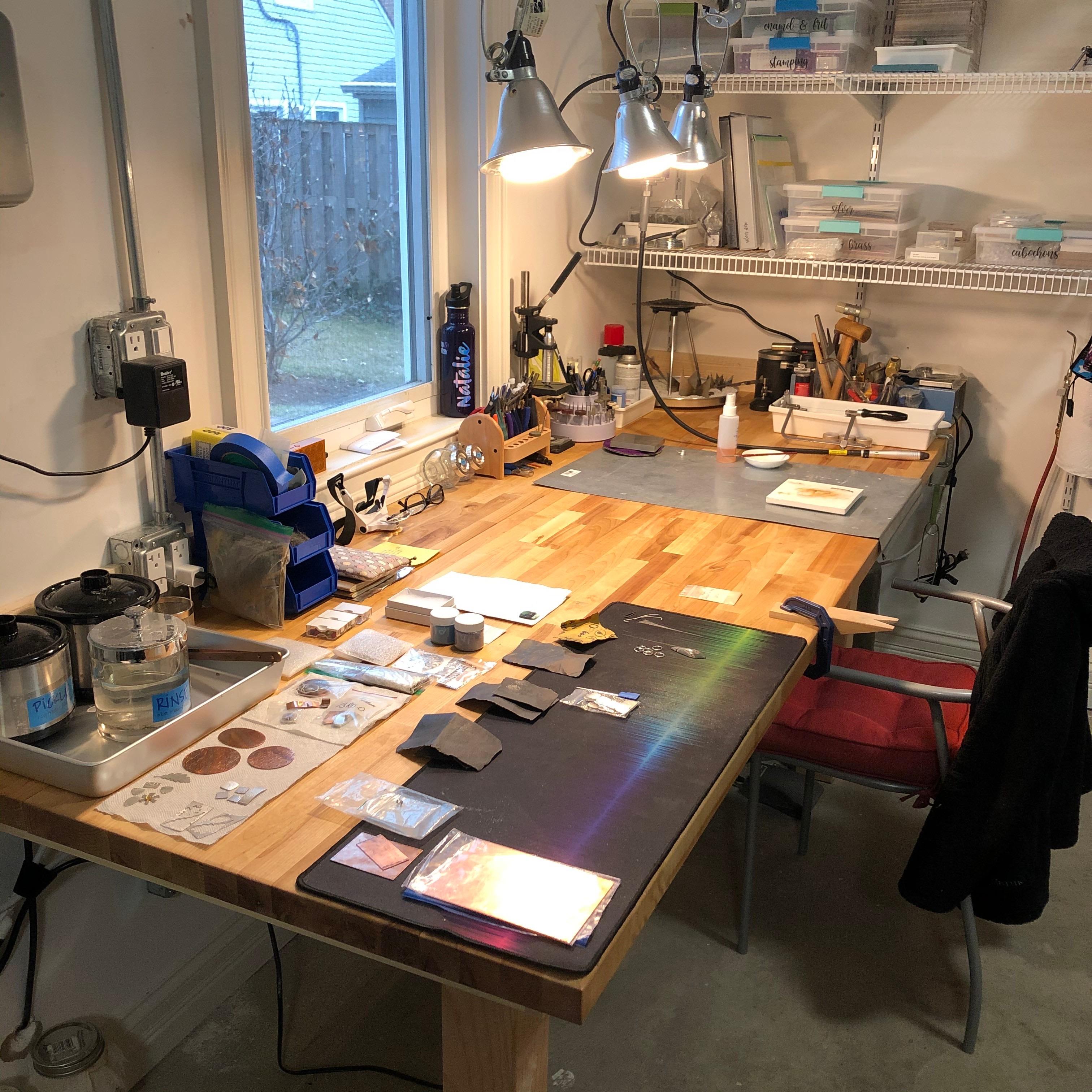Workshop improvements