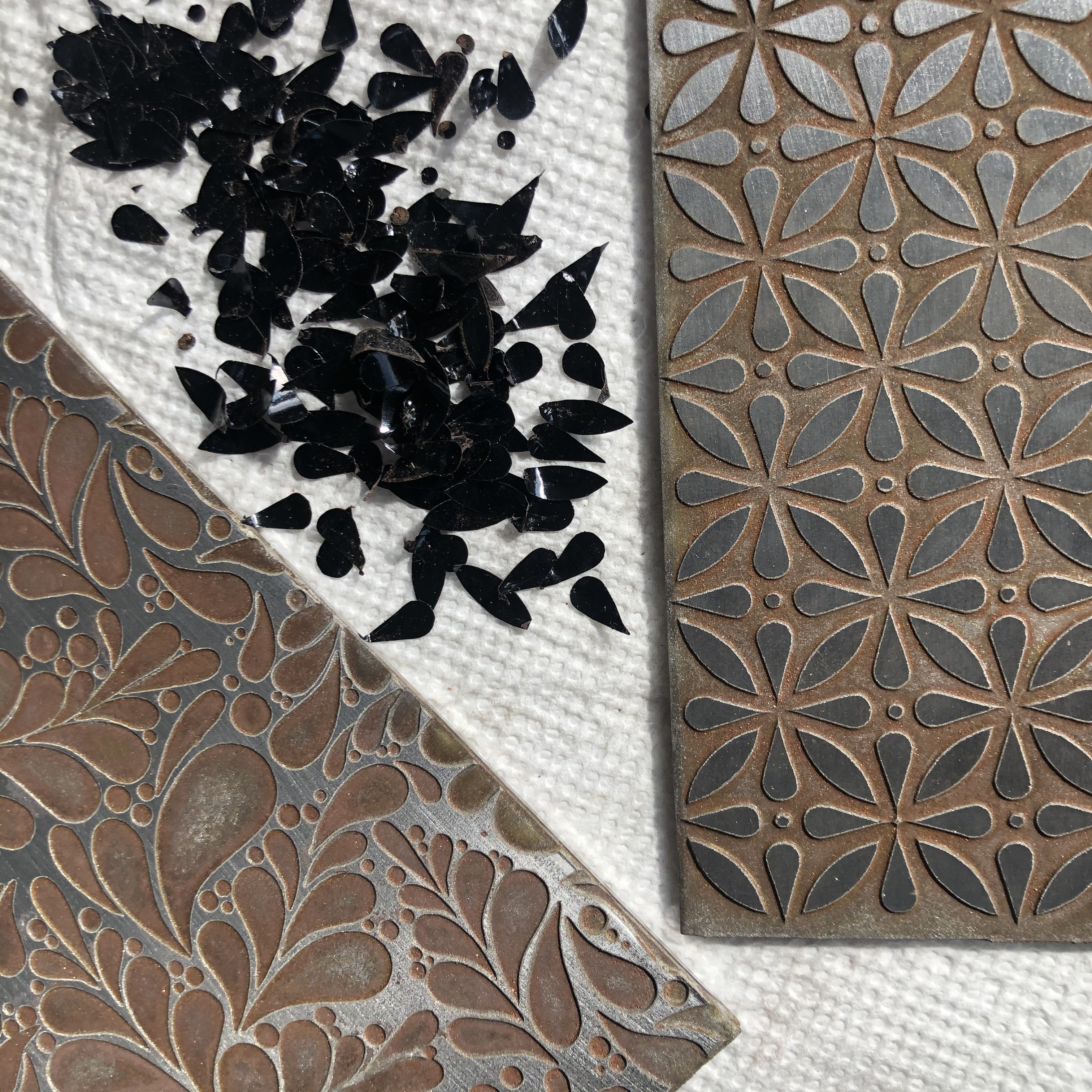 More texture plates