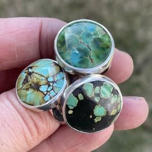 Turquoise treasures